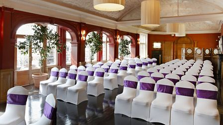 The Clayton Crown Hotel in Cricklewood Broadway is holding a wedding open day
