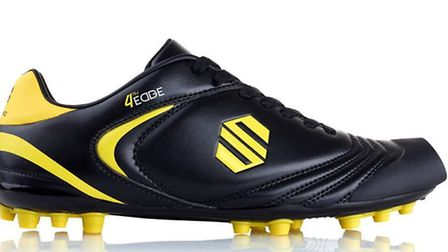 The new Serafino 4th edge boot, which will be trialled at Market Road over the coming weeks