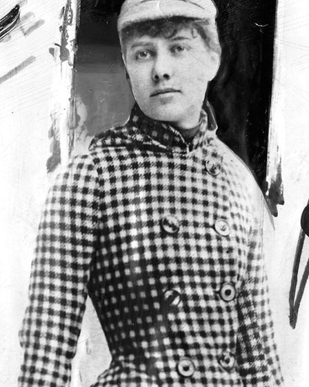 Nellie Bly on her travels