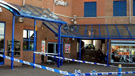 Lave & Ignite club in Northampton has since closed down (Pic: PA)