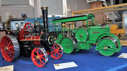 The Lowestoft Model Engineering & Model Making Exhibition returns this weekend. Numerous models will