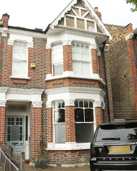 Ian Wright's home was targeted in Kensal Rise (Pic credit: PA)