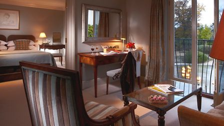 The Deluxe Suite