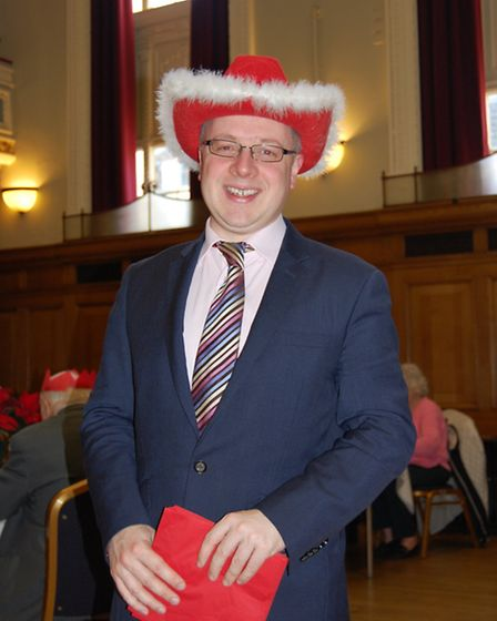 Leader of Islington Council, Cllr Richard Watts