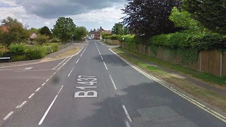 The Gas Transportation Co Ltd is set to carry out work on the B1437 High Street in Kessingland. Pict