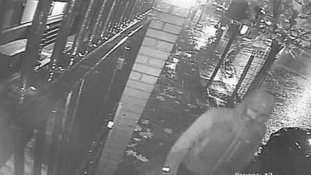Police in Islington have released an image of a potential witness to the attempted arson at Finsbury
