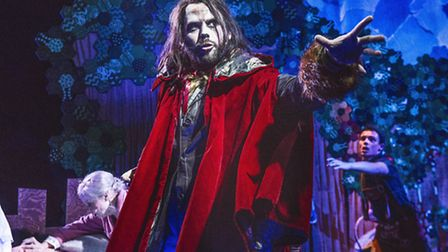 Red Riding Hood at The Pleasance Theatre. Picture: Garry Lake