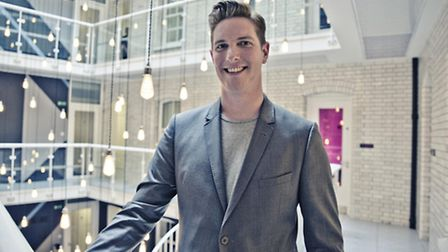 Oliver Southern, CEO of the app Chored