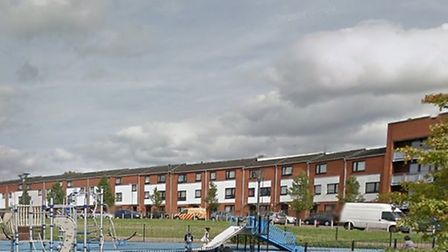 The Stonebridge Estate had the highest number of recorded gunshots, according to Met Police data (Pi
