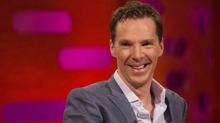 Benedict Cumberbatch will play Vote Leave boss Dominic Cummings. Photograph: Isabel Infantes/PA.