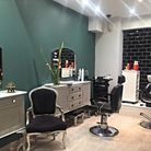 The hair salon at Kimantra Spa, Camden Passage