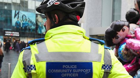 PCSOs in Brent and across London have been saved