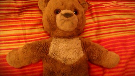 Teddy was given to Laura Horsfall when she was one year old by her grandparents