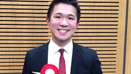 Jumbo Chan is the new Labour councillor for Kensal Green