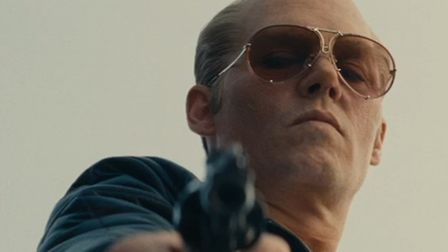 Johnny Depp in Black Mass. Picture: Warner Bros. Pictures