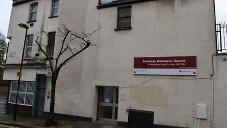 Archway Resource Centre, on Waterlow Road, provides an irreplaceable setting of community