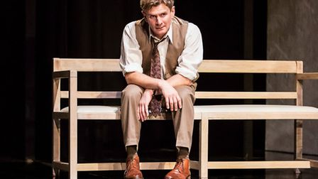 Charles Edwards (Henry Trebell). Picture: Johan Persson