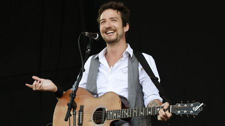 Frank Turner. Picture: Yui Mok/PA