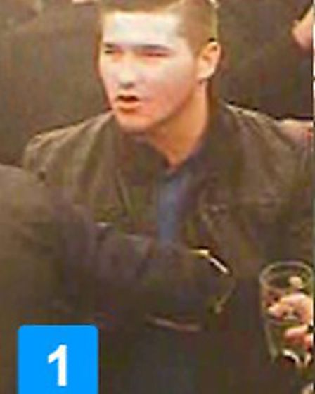 BTP have issued CCTV images of three men they want to speak to in connection with the assault