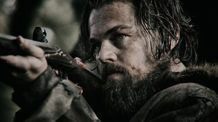 THE REVENANTTM and © 2014 Twentieth Century Fox Film Corporation. All Rights Reserved. Not fo