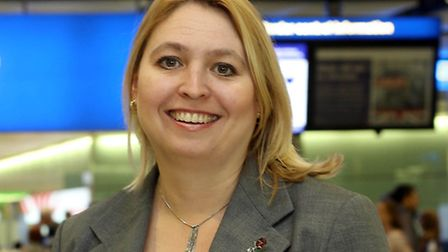 Minister for preventing abuse and exploitation, Karen Bradley. Picture: PA