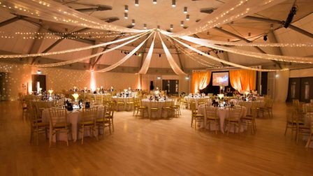 Councillors would like to the Civic Centre to become the Brent's 'ultimate wedding venue'.( Pic:Swee