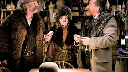 The Hateful Eight. Picture: The Weinstein Company