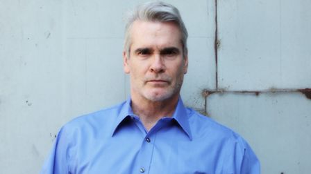 Henry Rollins. Picture: Heidi May