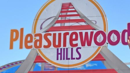 Recruitment open days are being held at Pleasurewood Hills in Lowestoft. Picture: Mick Howes