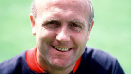 Don Howe, Arsenal manager