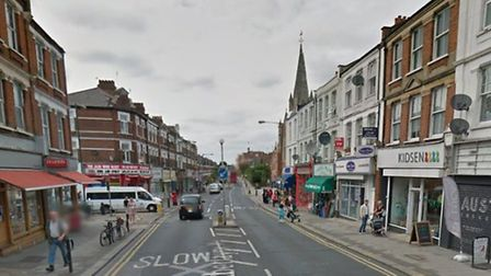 Chamberlayne Road will be subject to closures until January 29 as Thames Water carries out essential