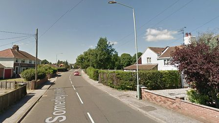 At around 12.30pm, an 18-year-old man was riding his bicycle along Somerleyton Road, Lowestoft, when