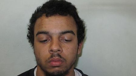 This custody pic of De Silva was issued by police when he featured on its 'most wanted' list