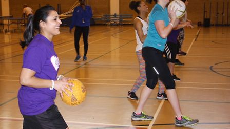 This Girl Can Islington launched in Sobell Leisure Centre last week