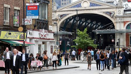 Farringdon and Clerkenwell businesses have the chance to vote on a Business Improvement District for