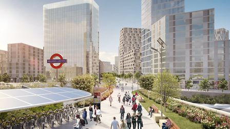 Have you say on the plans for Old Oak Common plans in Harlesden