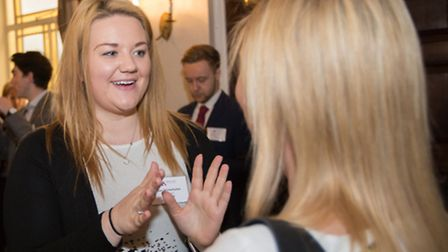 Guests at the 'Women in Technology' event (Picture: Juliet Lemon Photography)