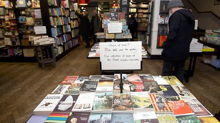 The Waterstones store at Islington Green