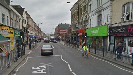 Police are asking shoppers on Kilburn High Road to report suspicious offers (Pic:Google Images)