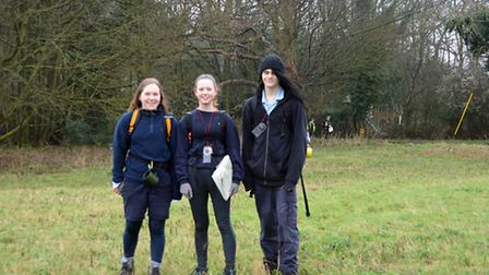 Islington Scouts at the the Southern 50 Challenge Hike, an annual navigation activity event in the C
