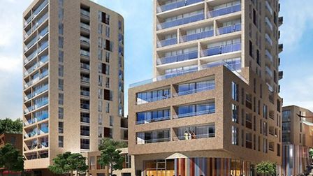 Brent Council has given the go ahead to four multi-storey blocks to the rear of Wembley Central stat