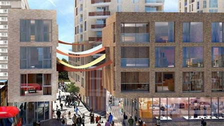 186 new homes, including 28 affordable units have been given the green light