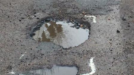 Brent Council has admitted 16 per cent of roads 'need repairing'
