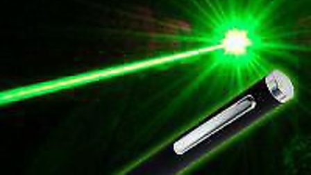 Balpa are calling for lasers to be classified as an offensive weapon