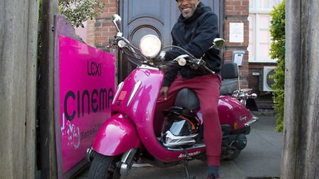 Danny John-Jules will also be taking part