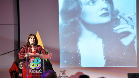 Author Monica Porter speaks of the capture of her mother, the 1940s singer and actress Vali Racz by