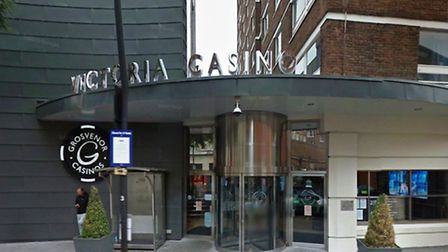 The Grosvenor Casino in Edgware Road (Pic: Google)