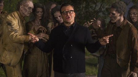 Jack Black stars in Goosebumps. Picture: Sony Pictures Entertainment Inc.