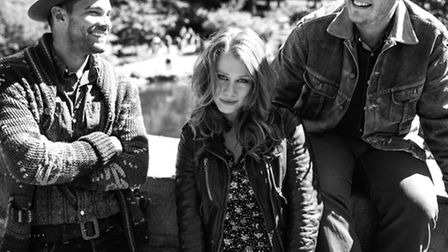 The Lone Bellow. Picture: Steven Sebring