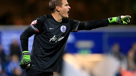 Alex Smithies had to remain patient before getting a first-team chance at QPR, but is now relishing